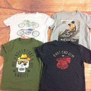 Gap Kids TShirt Bundle Size 6/7 Small